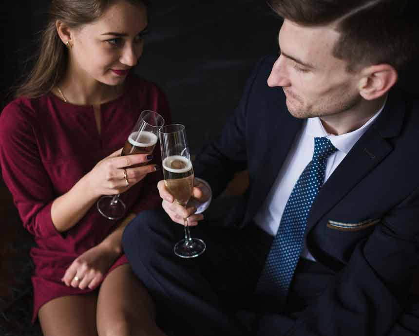 learn how to impress your date on your first date